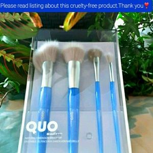 Quo Natural Dimension Brush Kit Cruelty-free